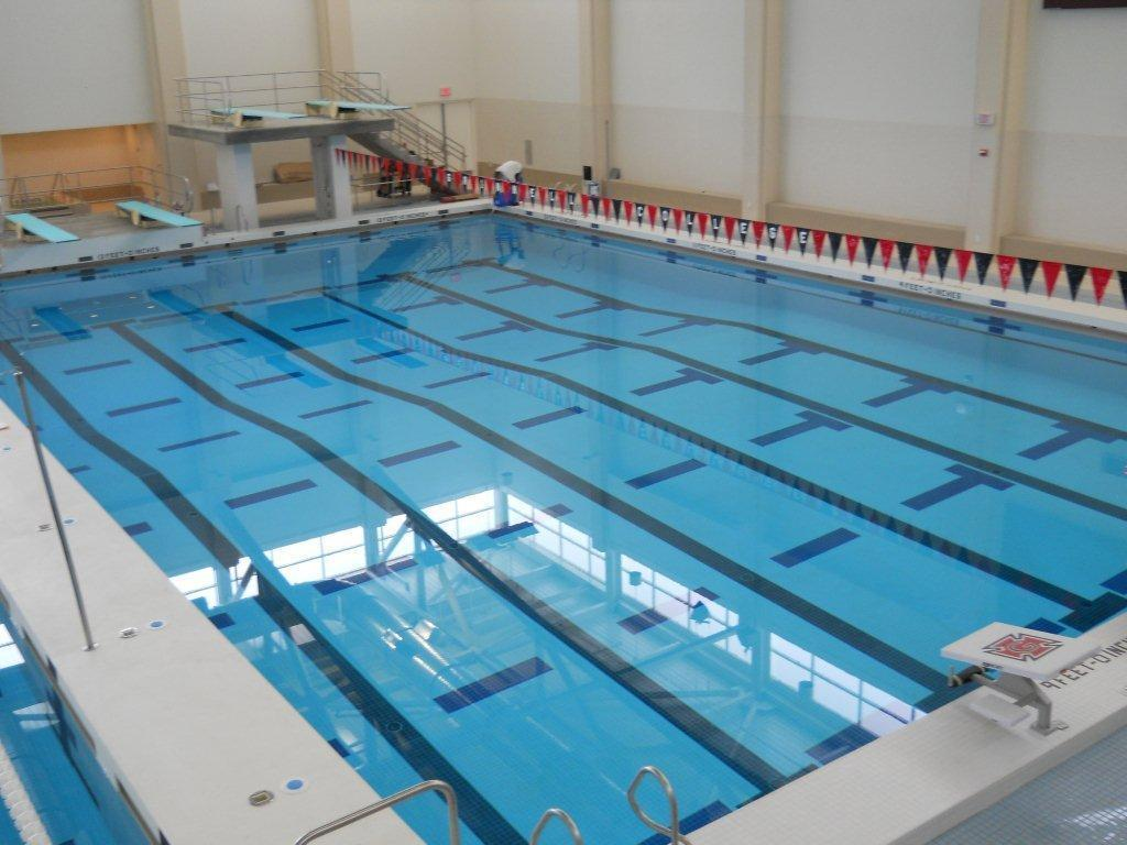 Grinnell College Pool
